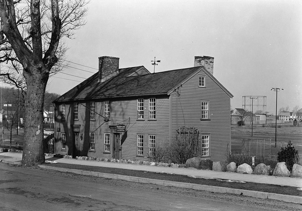 Colonel James Hartshorne House