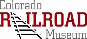 Colorado Railroad Museum - Image: Colorado Railroad musem Logo