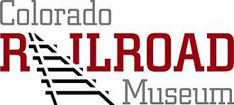 Colorado Railroad Museum - Image: Colorado Railroad musem Logo