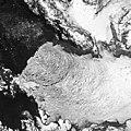 Columbia Glacier, Terentiev Lake, Calving Terminus, April 21, 1998 (GLACIERS 1541).jpg