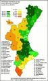 Comarques valencià cens 2011.png