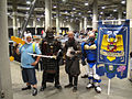 Comikaze Expo 2011 - cosplayers (6324614191).jpg