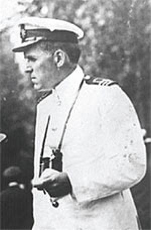 J. K. L. Ross - Image: Commander J.K.L. Ross of Montreal