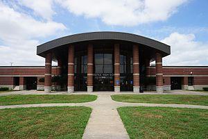 Commerce High School (Commerce, Texas) - Commerce High School