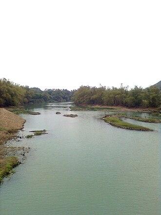 Thái Nguyên Province - Công River