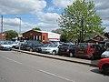 Conquest Theatre, Tenbury Road, Bromyard - geograph.org.uk - 807248.jpg