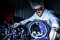 Construction du laser Apollon grand projet scientifique qui implique plusieurs laboratoires de l'Ecole Polytechnique (le LULI, LSI, LOA et LLR) - 49703723171.jpg
