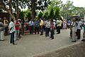 Consultees and Consultants - Health Check-up Camp - Howrah Swamiji Sangha - Dumurjala - Howrah 2015-04-12 7470.JPG