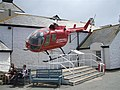 Copter at Land's End - geograph.org.uk - 463004.jpg