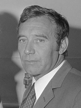 Cor Witschge in 1970