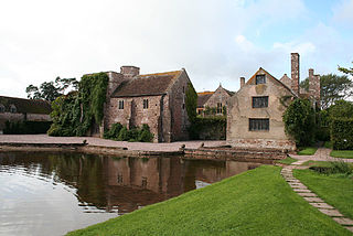 Cothay Manor Grade I listed historic house museum in Stawley, United Kingdom