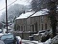 Cottages on Main Road, Gwaelod y Garth - geograph.org.uk - 1225574.jpg