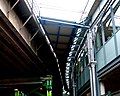 Counter-curving roofs at Borough market, south London - geograph.org.uk - 1522112.jpg