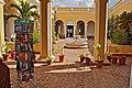 Courtyard Museo Histrico Municipal - Trinidad, Cuba.jpg