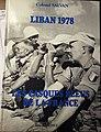 Couverture du livre liban 1978 les casques bleus de la France.jpg