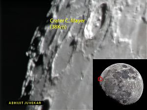 C. Mayer (crater) - Crater C. Mayer