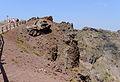 Crater rim volcano Vesuvius - Campania - Italy - July 9th 2013 - 02.jpg