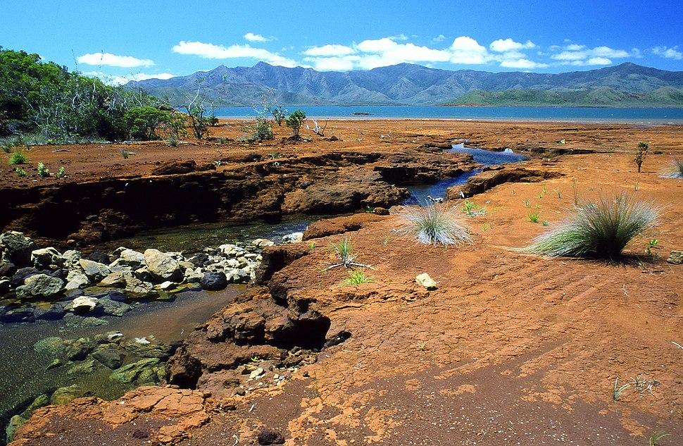 Creek South New Caledonia