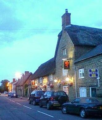 Crick, Northamptonshire - Image: Crick Northants