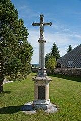 croix de cimetière de Bouverans