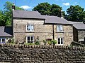 Cross House Cottages, Woodfall Lane, Low Bradfield - geograph.org.uk - 1634636.jpg
