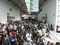 Crowd of visitors at gamescom 2009 PNr°0205.JPG