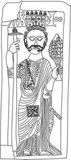 A Judaic king of Ḥimyar between 517 and 525-27 CE