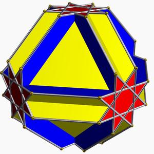 Cubitruncated cuboctahedron - Image: Cubitruncated cuboctahedron