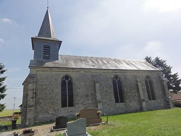 Photo de la ville Cuiry-lès-Chaudardes