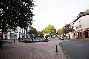 Dülken - Marketsquare of Dülken
