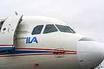 D-ATRA Deutsches Zentrum für Luft- und Raumfahrt (DLR) Airbus A320-232 @ ILA Berlin AirShow 2014 - 24.05.2014 (16933661439).jpg