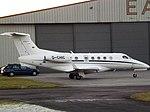 D-CHIC Embraer Phenom 300 Air Hamburg (32422854376).jpg