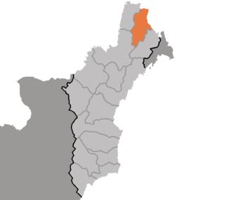 Kyongwon County County in Kwanbuk, North Korea