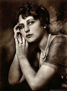 Dagny Servaes German-Austrian actress
