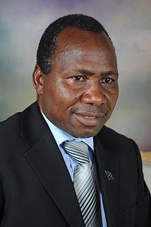Dalaly Kafumu Tanzanian politician