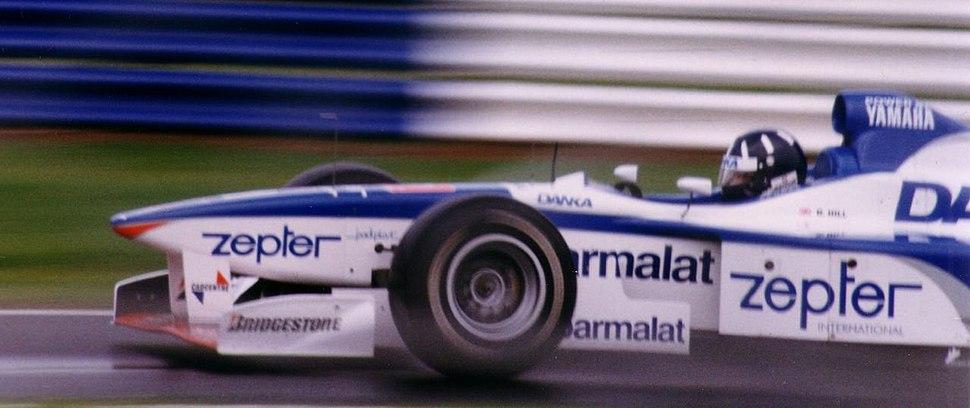 Damon Hill 1997 Arrows