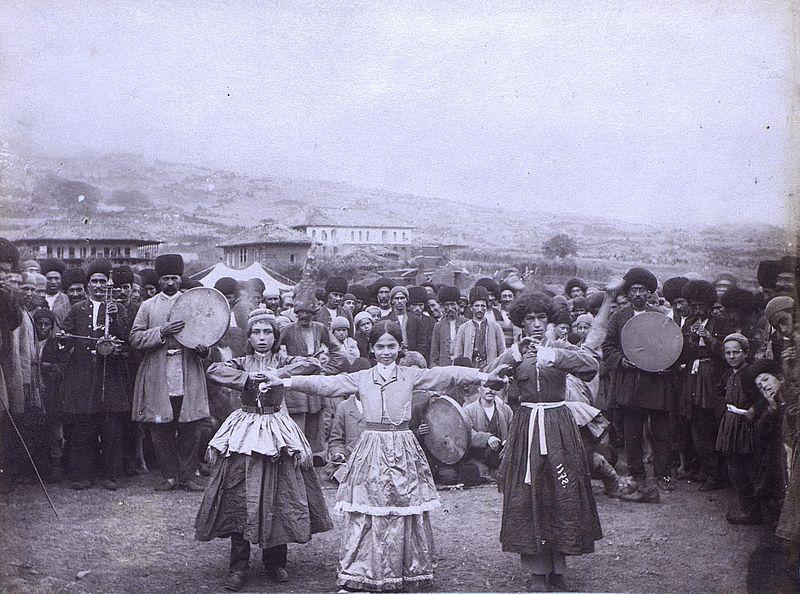 Dances of Talysh people in Iran.jpg