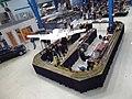 Danmarks Tekniske Museum - Model af Folke Bernadotte 02.jpg