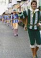 Dansa dels Torneros.Sexenni 2006.Morella.jpg