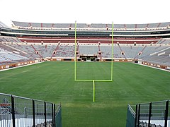 Darrell k royal texas memorial stadium north end zone.jpg