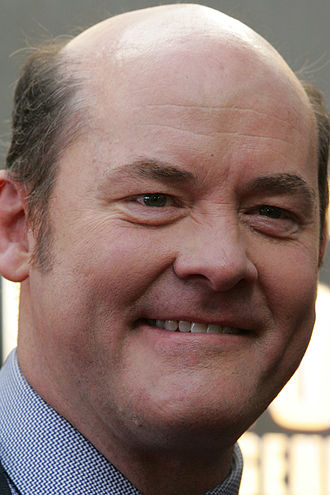David Koechner - Koechner at the premiere of Anchorman 2: The Legend Continues in 2013
