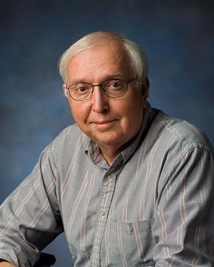 David S. McKay - David S. McKay, a NASA scientist, led the team that announced the discovery of possible microfossils in a Martian meteorite from Antarctica.