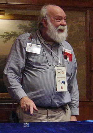 David Singmaster - March 2006