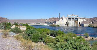 Davis Dam - Davis Dam