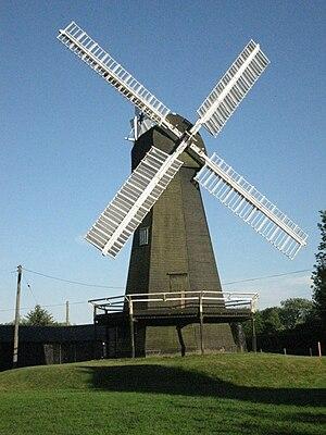 Shepway - Davison's Mill is in Stelling Minnis