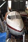 De Havilland Dove 8 -G-ARHX- (24862843177).jpg