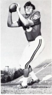 Dean Carlson American football quarterback
