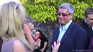 Dean Devlin - Devlin at the 2011 Saturn Awards