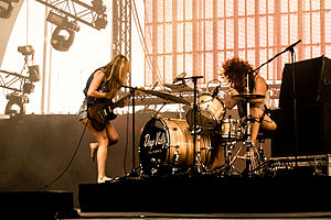Deap Vally - Deap Vally in 2013