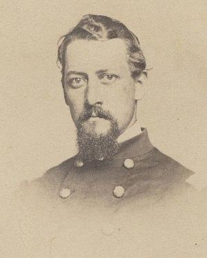William H. DeBevoise - Lieutenant Colonel William H. DeBevoise